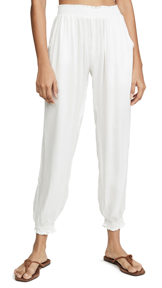 coolchange Bodrum Pants in white