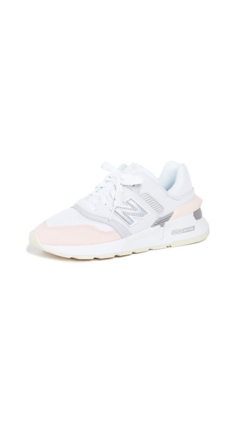 New Balance 997 Sport Sneakers in white