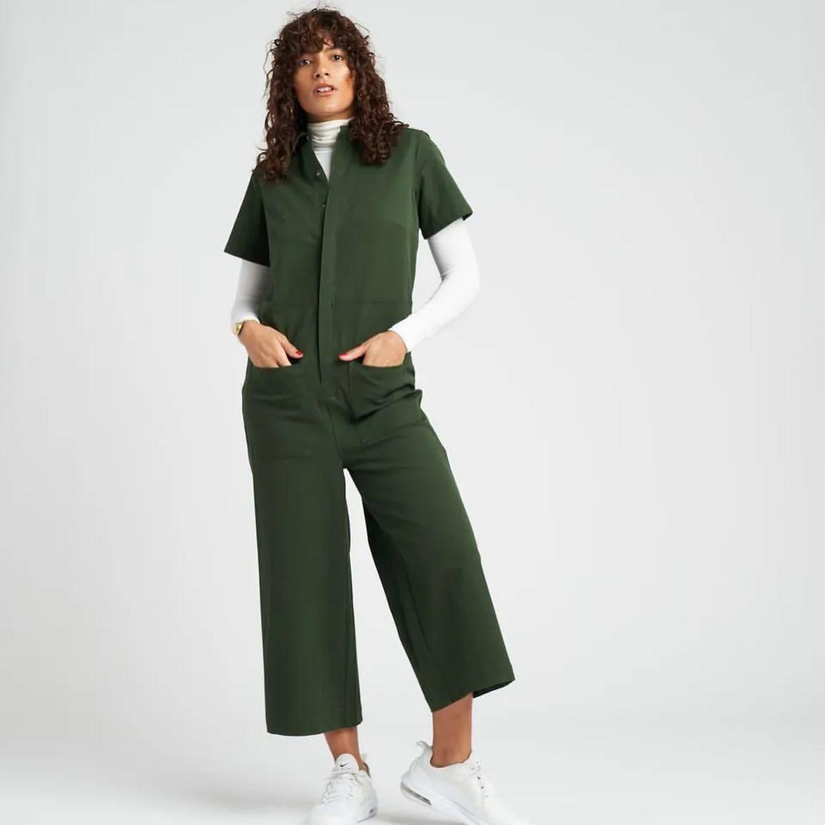 sweater jumpsuit