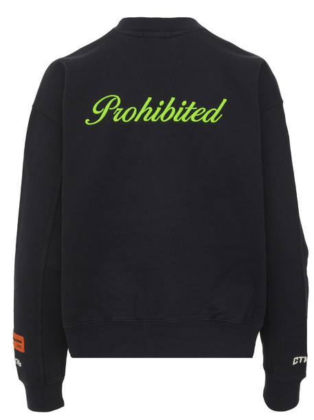 Heron Preston Sweatshirt in black