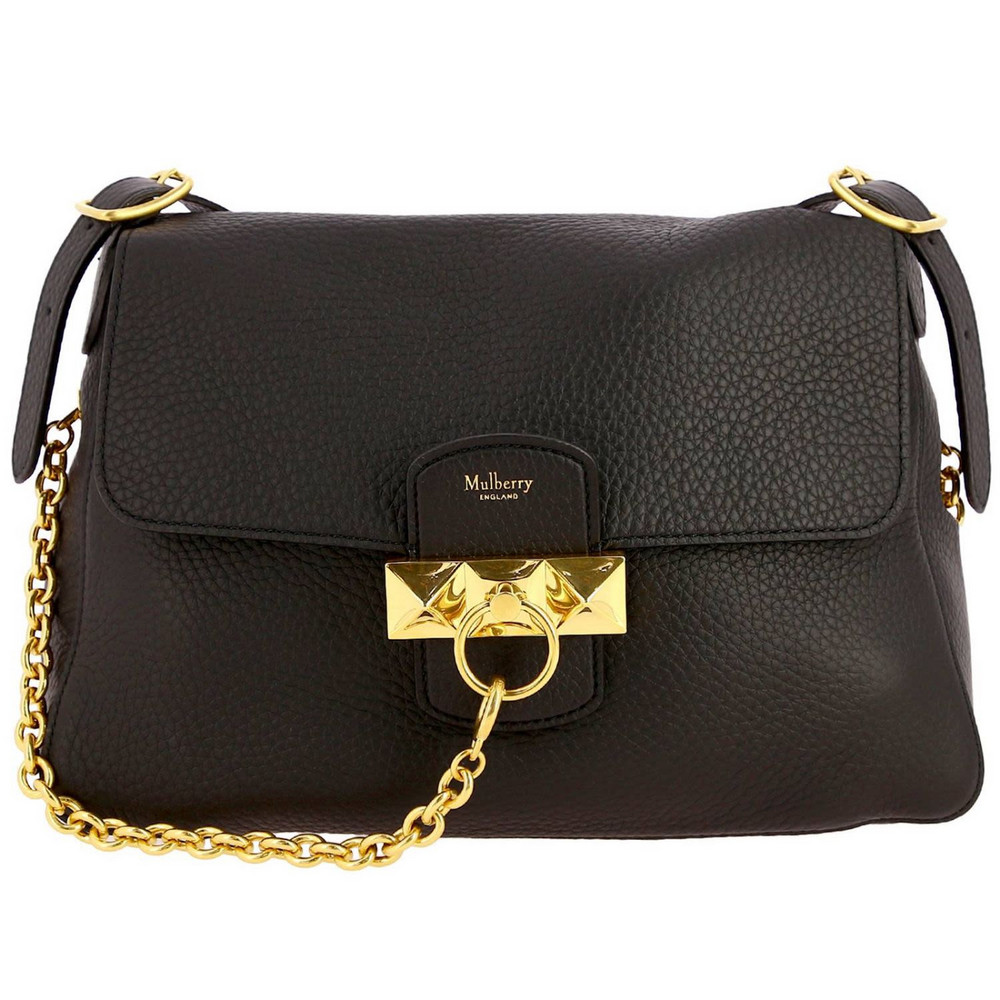 Mulberry Crossbody Bags Shoulder Bag Women Mulberry in black