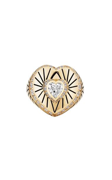 Venyx Akh Ring in gold