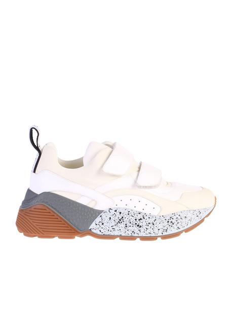 Stella McCartney Beige Eclypse Sneakers
