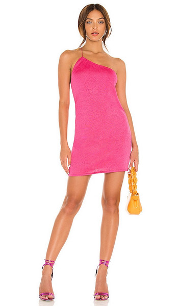 GAUGE81 Beja Dress in Pink in fuchsia
