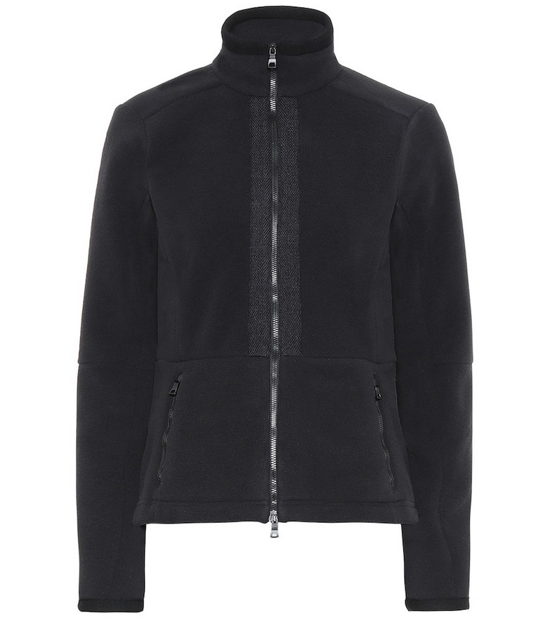 Erin Snow Freja fleece jacket in black