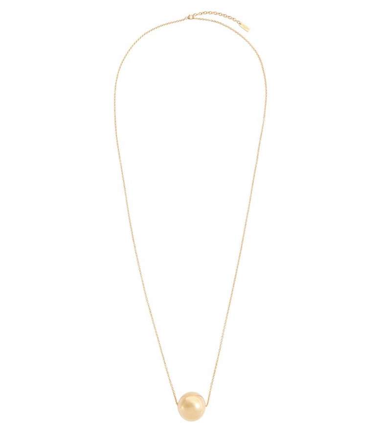 Saint Laurent Chain necklace in gold