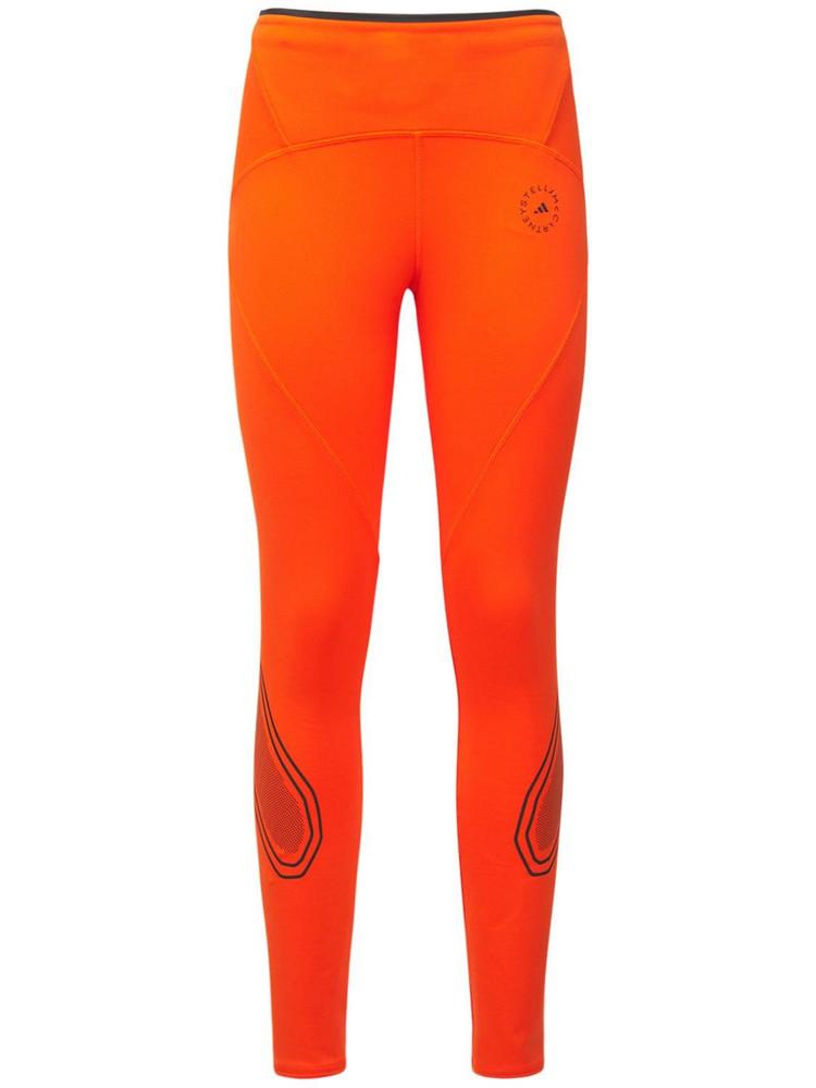 ADIDAS BY STELLA MCCARTNEY Truepace Ti C.r Leggings in orange
