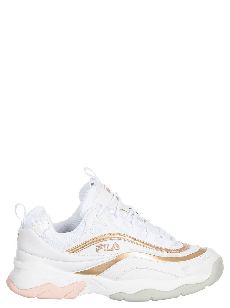 Fila Ray F Low Sneakers in white