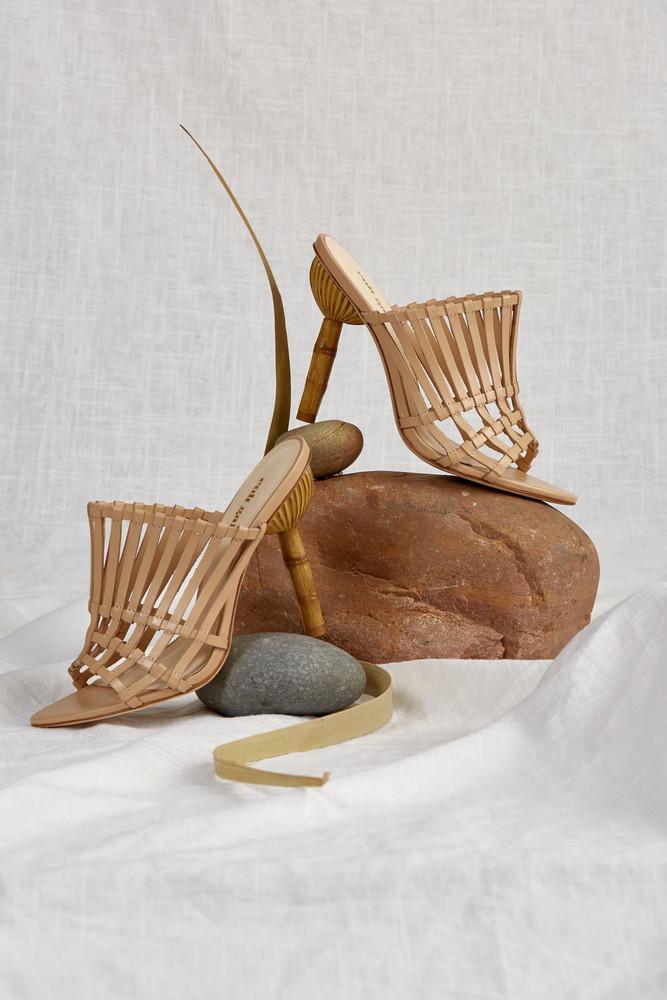 Cult Gaia Ark Heel - Sand (PREORDER)                                                                                               $418.00 USD
