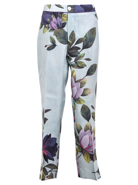For Restless Sleepers Magnolia Trousers in multi