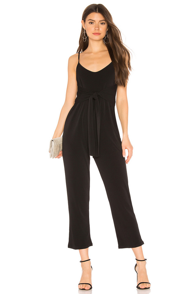 1dbc32624abe Black Halo Flynn Jumpsuit - Wheretoget