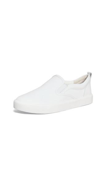 Sam Edelman Edna Slip On Sneakers in white