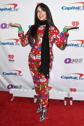 jumpsuit,pajamas,one piece,onesie,camila cabello,celebrity