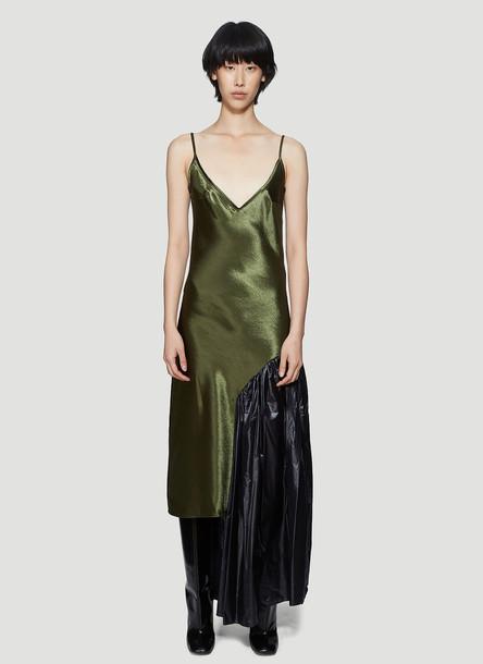 Collina Strada Barbarella Party Dress in Green size S