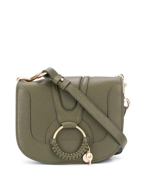 See by Chloé Hana shoulder bag in green