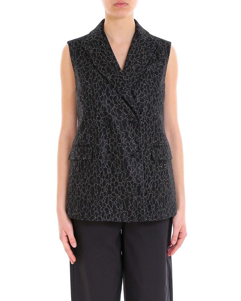 Lardini Gisa Vest in black