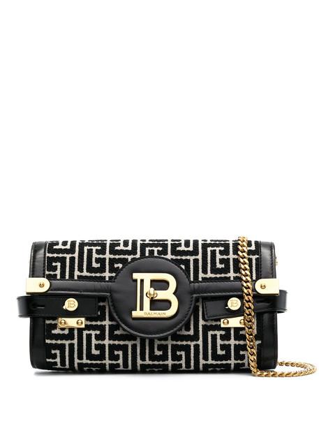Balmain B-Buzz 23 clutch bag - Black
