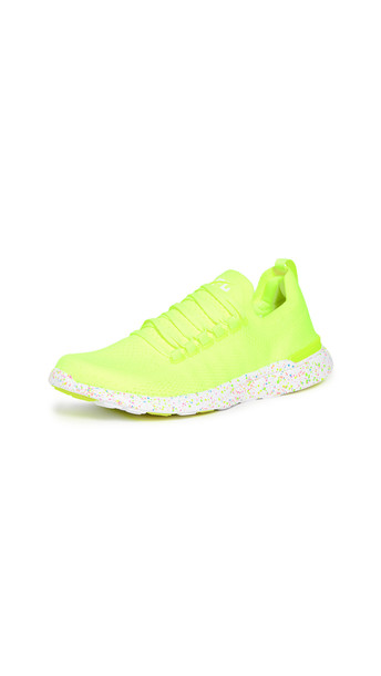 APL: Athletic Propulsion Labs TechLoom Breeze Sneakers in white