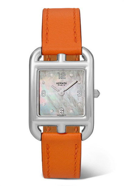 Hermès timepieces - Cape Cod 23mm Small Stainless Steel in silver