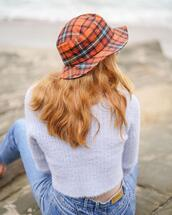 sweater,hat