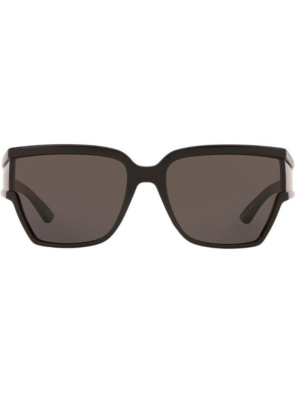 Balenciaga Eyewear BB0039S square-frame sunglasses in black