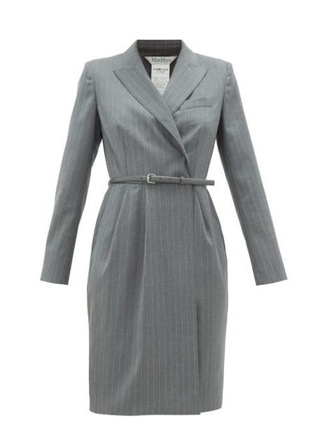 Max Mara - Martin Dress - Womens - Grey White