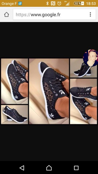 shoes adidas shoes adidas dentelle noir adidas