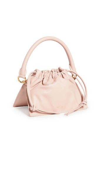 Yuzefi Mini Bom Bag in blush