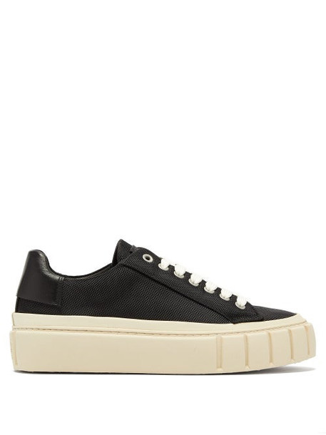 Primury - Dyo Technical-canvas Trainers - Womens - Black
