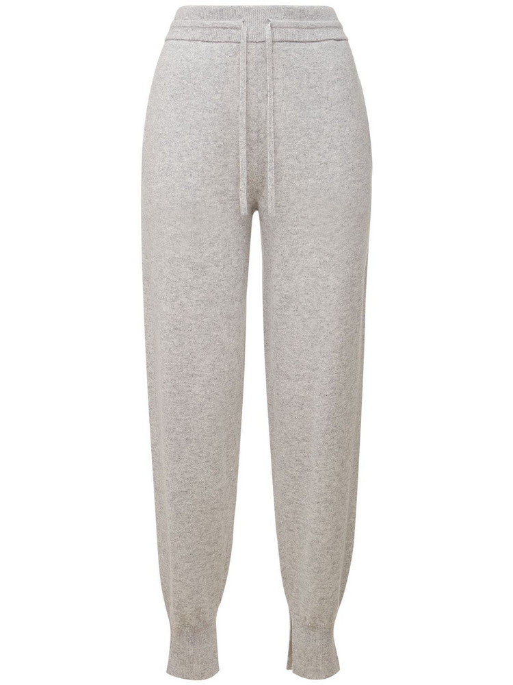 THEORY Cashmere Jogger Pants in grey