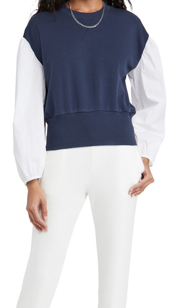 Cinq a Sept Sonny Pullover in white