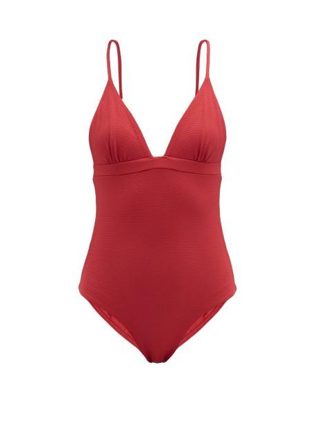 Casa Raki - Maggie Swimsuit - Womens - Red