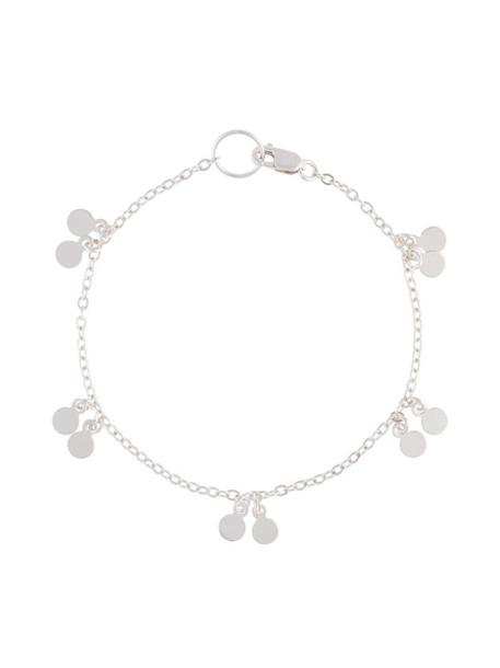 Petite Grand Zhora bracelet in silver