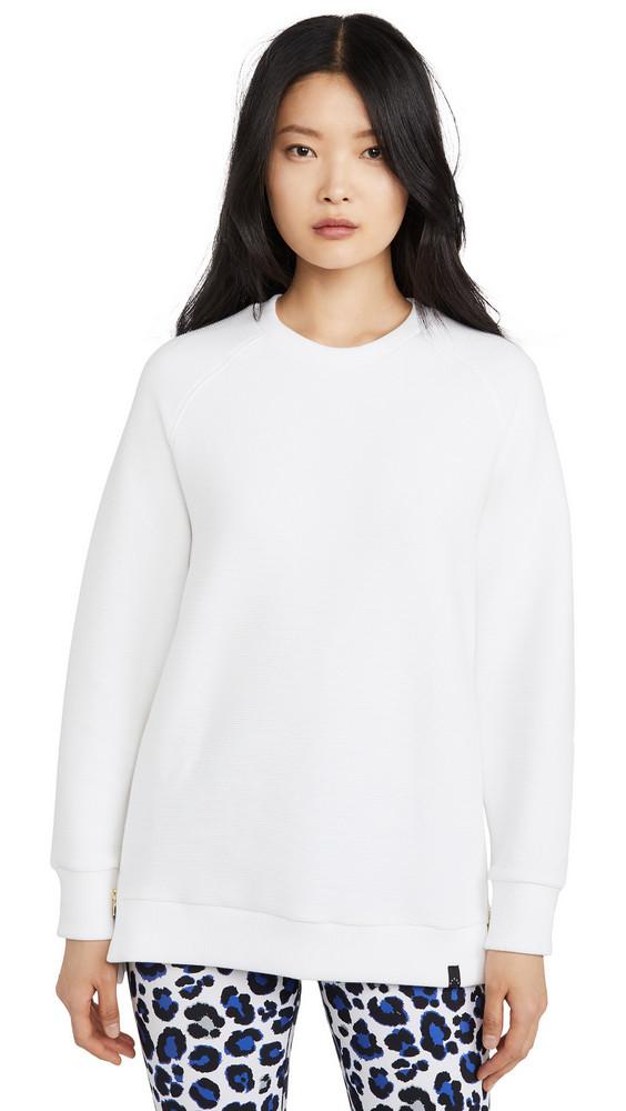 Varley Manning Sweatshirt in white