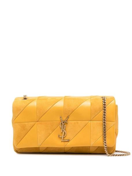 Saint Laurent medium Jamie shoulder bag - Yellow