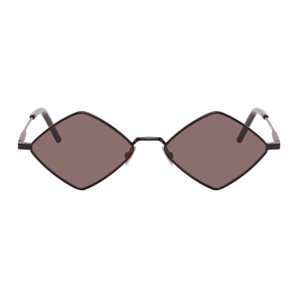 Saint Laurent Black Lisa Sunglasses