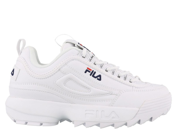 Fila Disrupton Low Sneakers in white