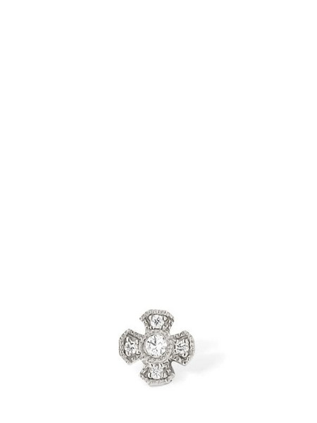 STONE PARIS Virgin 18kt Gold & Diamond Mono Earring