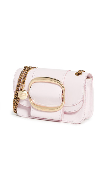 See by Chloe Small Shoulder Bag in pink