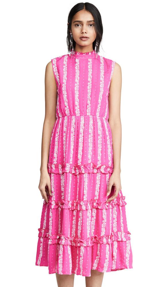 Valencia & Vine Mia Dress in pink