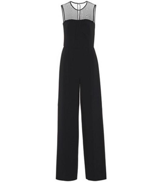 Max Mara Cluny jumpsuit in black