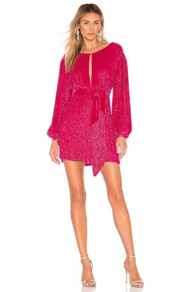 retrofete Grace Dress in pink