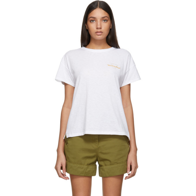 rag and bone rag & bone White 'Very Best' Vintage T-Shirt