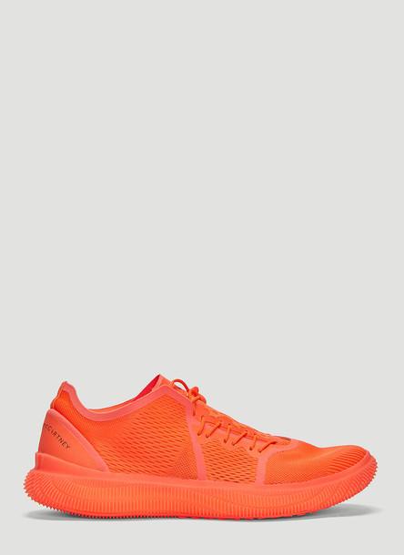 Adidas by Stella McCartney Pureboost Sneakers in Orange size UK - 06