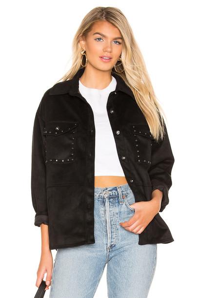 Tularosa Lenny Jacket in black