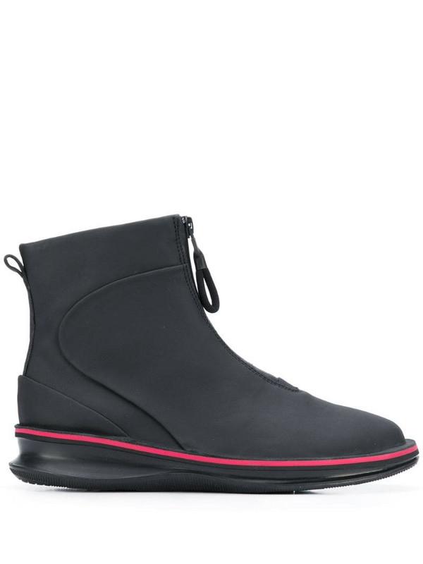 Camper Rolling Michelin sole boots in black