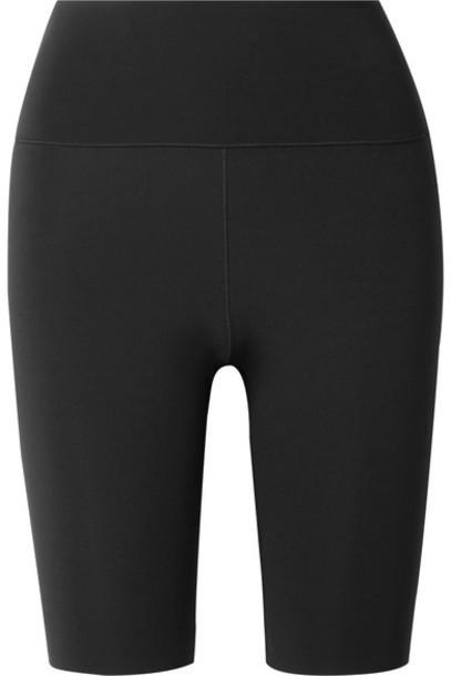 WONE - Stretch Shorts - Black