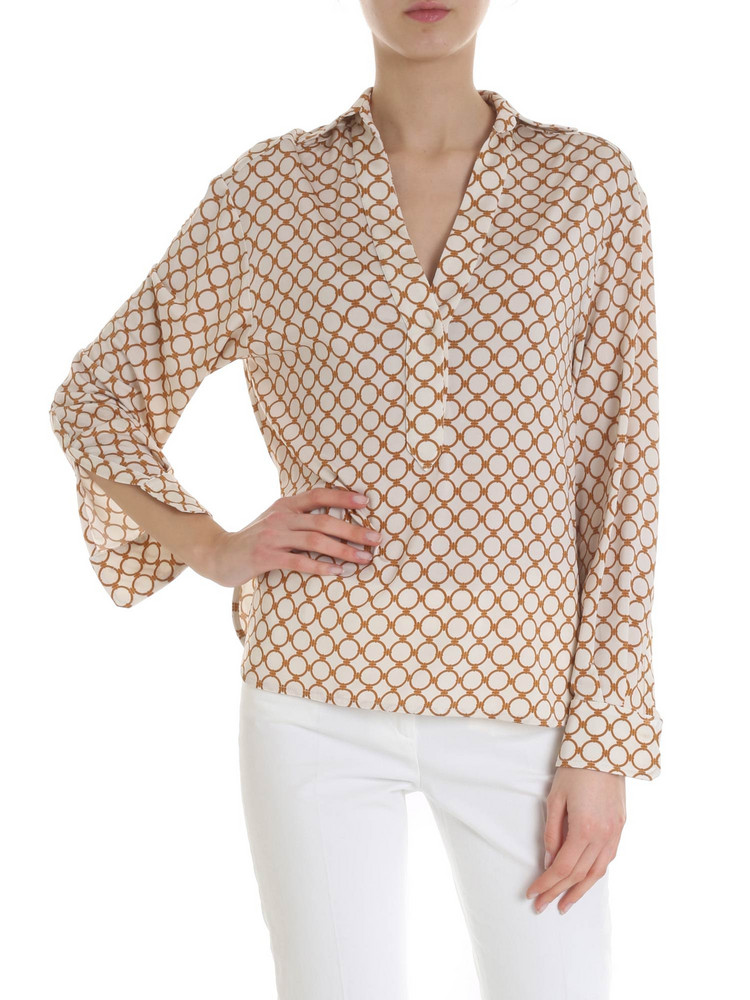 True Royal - Blouse in bianco