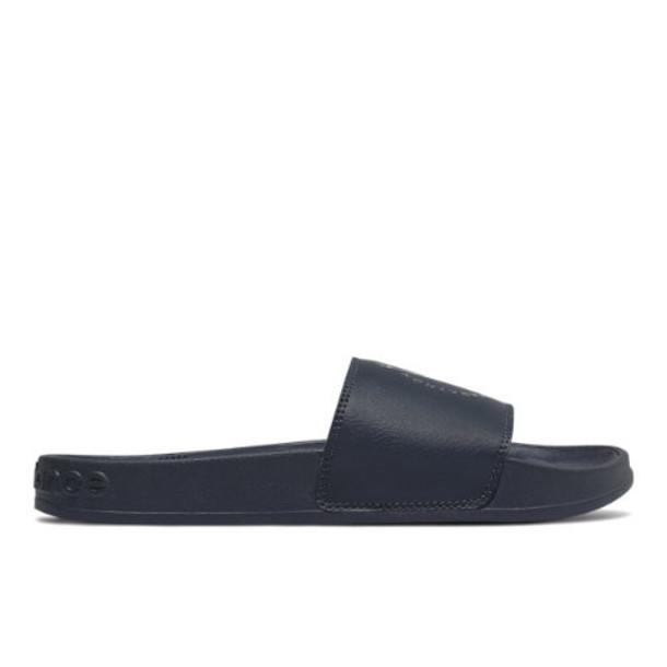 New Balance 200 NYRR Women's Slides Shoes - Navy/Blue/Grey (SWF200NY)