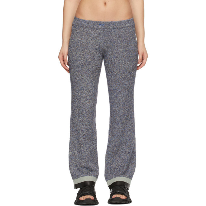 ADER error Multicolor Terrycloth Lounge Pants in multi
